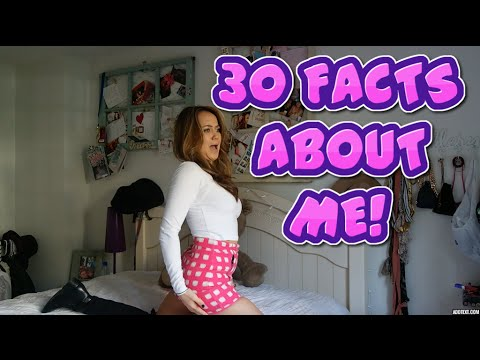 30 FACTS ABOUT ME!  JENNIFER VEAL
