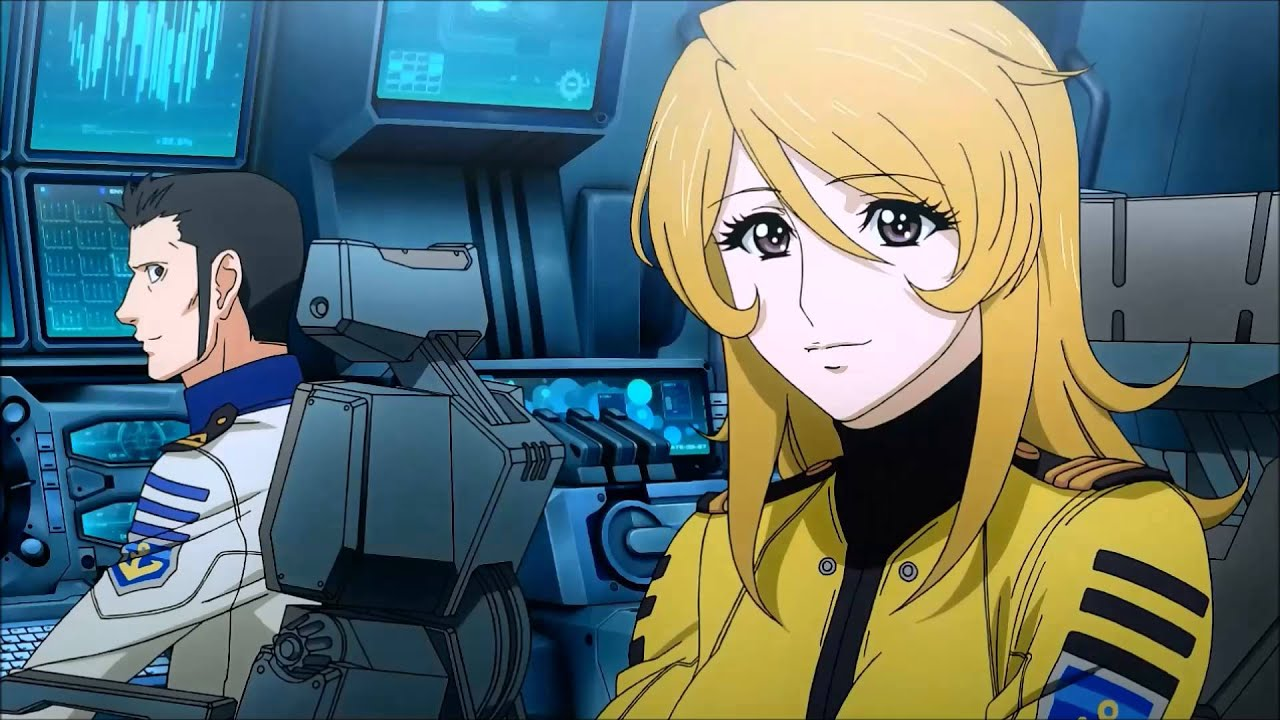 Star Blazers 2199 Intro Season 1 FAN MADE YouTube