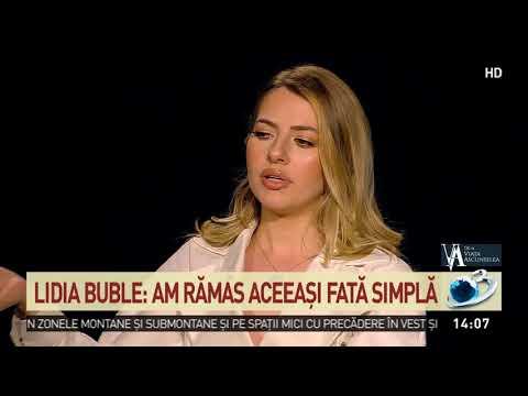 Lidia Buble, dezvăluiri despre familie