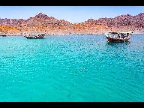 Dhow cruise and snorkeling in Khasab, Musandam peninsula, Oman 2016
