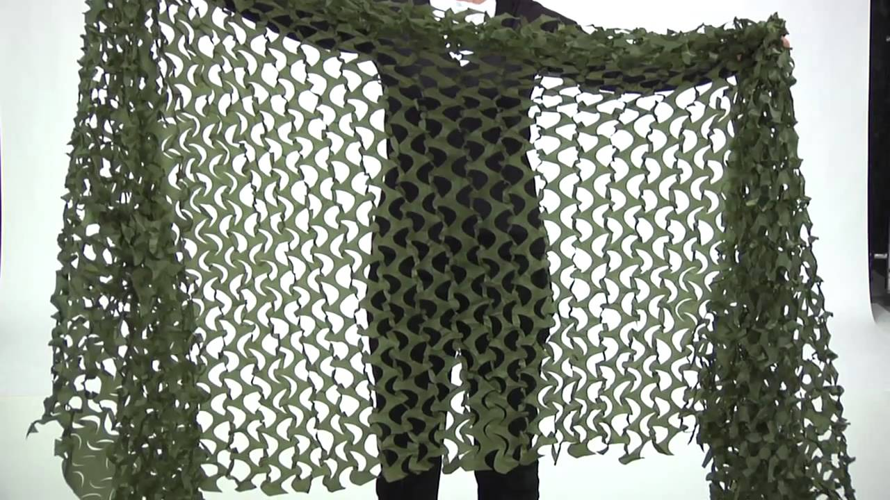 backyard safari camo net youtube