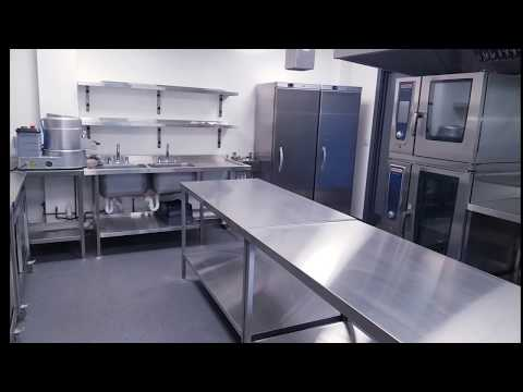 Commercial Kitchen Design - Community Centre
