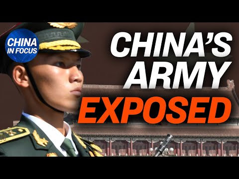 Chinese army's shocking weakness exposed; US charges Zoom's