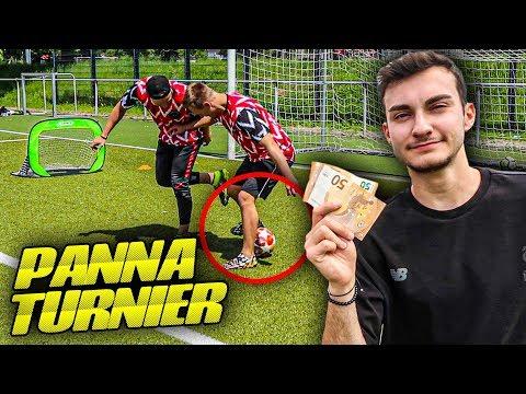 100 € PANNA TURNIER FUßBALL CHALLENGE *Ehre genommen*