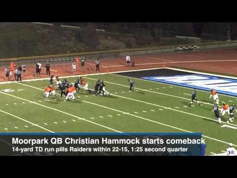 Ventura College football outlasts rival Moorpark College in 48th Citrus Cup