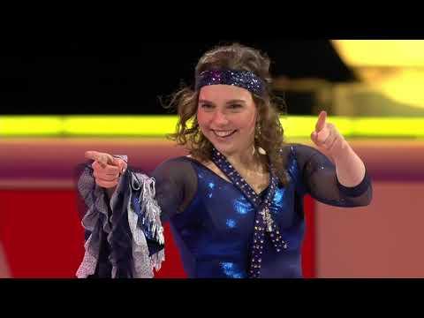 Josefin TALJEGARD Dancing