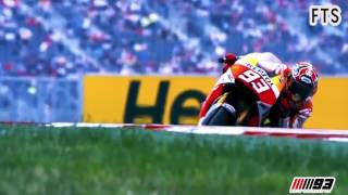 Marc marquez cornering king