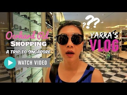 Belanja di Singapore Orchard Shopping - A Trip to Orchard Road Singapore | Liburan ke Singapura
