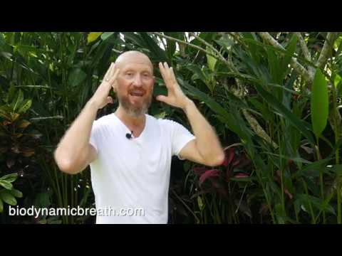 Biodynamic Breathwork (BBTRS)-Home practice demo with founder Giten Tonkov