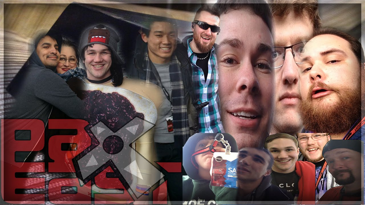 PAX EAST 2015 - Meeting YouTubers And More! - YouTube H20 Delirious