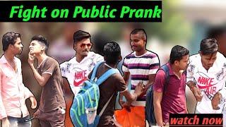 #latur #publicprank #comedyFight In Public Prank | In Public Toothpastes Spitting | Mad Prank