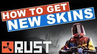 Rust Update 72: Blueprints, Monuments,  & Skins