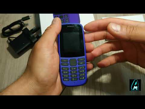 Nokia 105 V5 4th Edition Mobile Phone (Review)