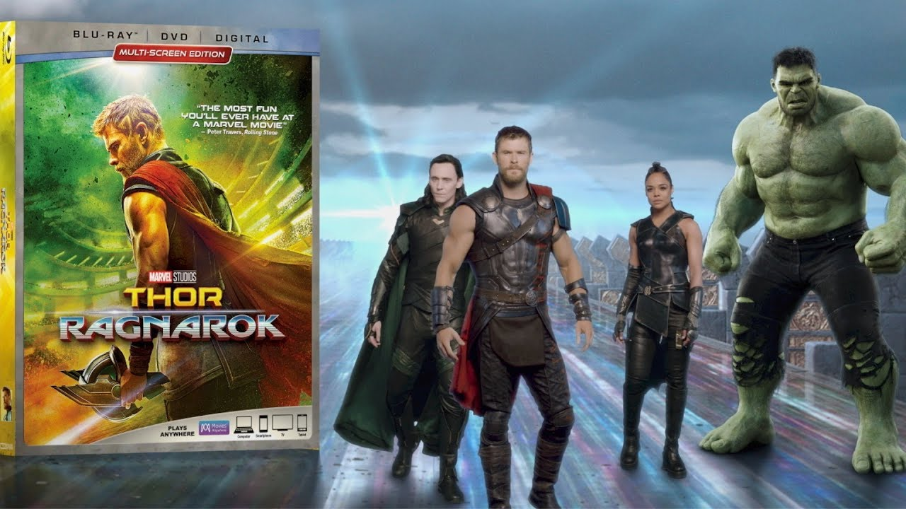 Thor Ragnarok Will Be Available For Digital Download On February 20 Blu Ray And Dvd On March 6