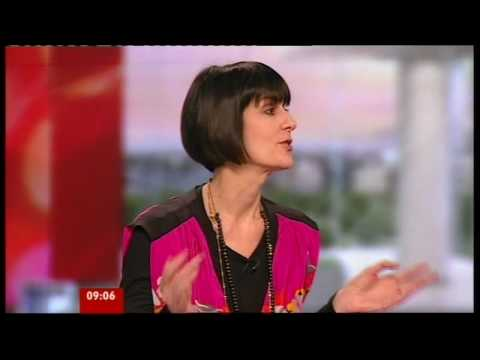 Marcella Detroit on BBC Breakfast : 11th May 2010
