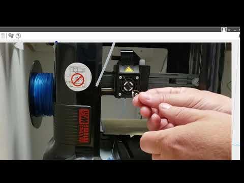 How To Fix - Clean the Print Head on a da Vinci 3D Printer