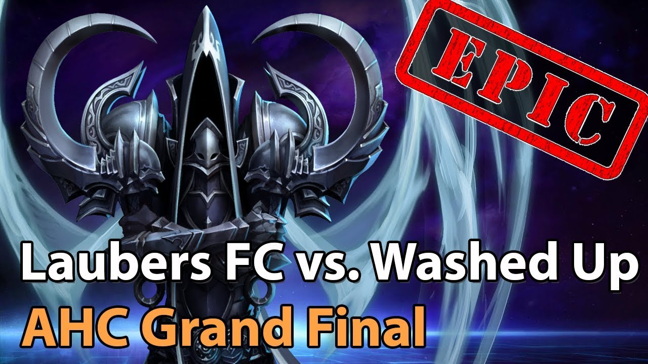 ► Laubers Fanclub vs. Washed Up - Grand Final - All Hallows Cup - Heroes of the Storm Esports