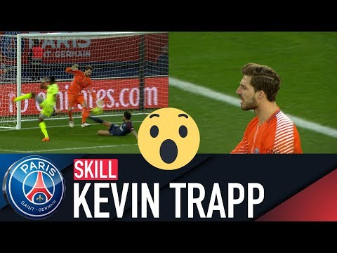 SKILL / GESTE TECHNIQUE : KEVIN TRAPP - PARIS SAINT-GERMAIN vs ANGERS