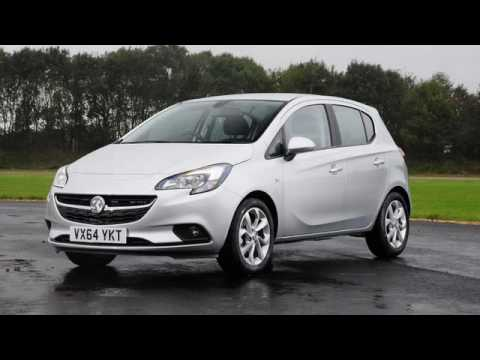 Vauxhall Corsa Hatchback 2017 Review Youtube