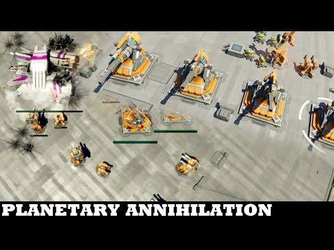 The Big Guns - Planetary Annihilation: Titans
