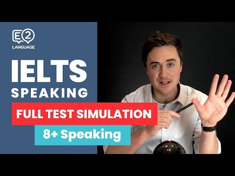 IELTS Speaking | FULL TEST SIMULATION with Jay!