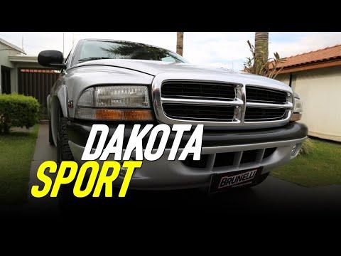 CAMIONETE  Dodge Dakota Sport CE , Motor V6 3.9 Gasolina | Brunelli Veiculos Antigos