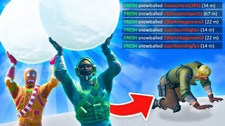THE *NEW* SNOWBALLS are OP!