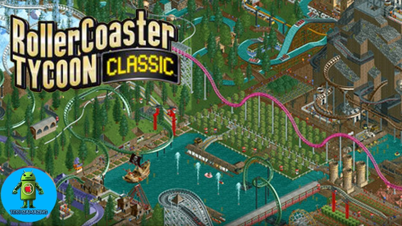 Rollercoaster Tycoon paid Android Phone 2018