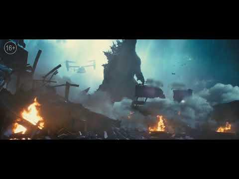 Годзилла-2: Король монстров - второй ролик