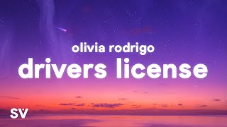 "Download Olivia Rodrigo - drivers license (Lyrics) | ""I got my driver's license last week"""