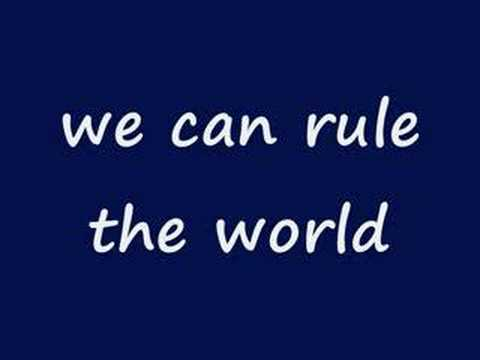 Take that's Rule The World ( w lyrics)