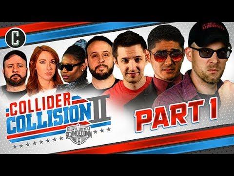 COLLIDER COLLISION II: Movie Trivia Schmoedown  Part 1  MURRELL VS GHAI