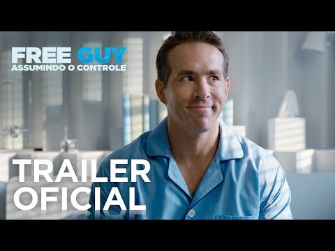 Free Guy: Assumindo o Controle | Trailer Oficial | Legendado HD