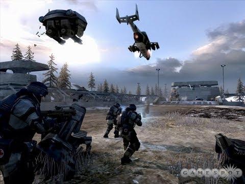 Battlefield 10th Anniversary: Battlefield 2142 (2006)