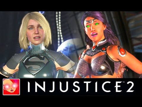 Thumbnail: Injustice 2 - All Saddest Intro Dialogues [UPDATED]
