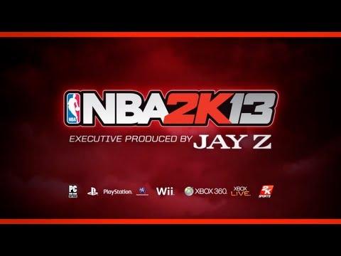 NBA 2K13 - Executive Produced By Jay-Z Feat. Michael Jordan Trailer | PSA Feat. IpodKingCarter