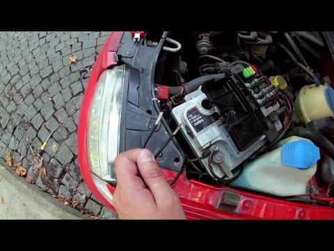 Volkswagen polo 2001 model korna değişimi