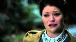 Belle Makes Rumple Leave Storybrooke 4x11 Once Upon A Time