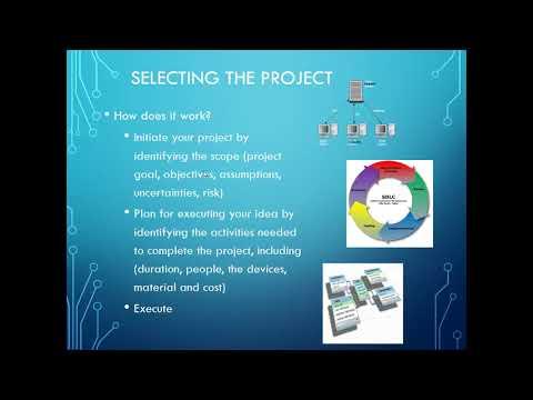 IT Project Management Course Project