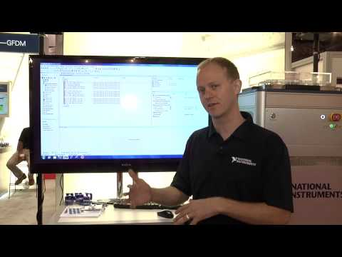 National Instruments - Semiconductor Test System Demo