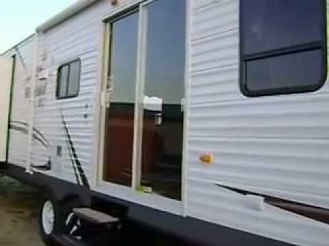 Wildwood 422 2B Travel Trailer Park Model By Forest River