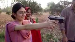 Girl Shooting Peshawar