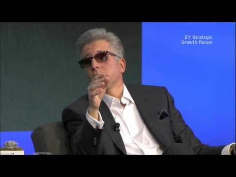 SAP CEO, Bill McDermott shares how culture can make or break companies