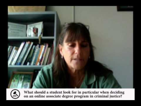 How to Achieve an AS in Criminal Justice - Florida State College at Jacksonville