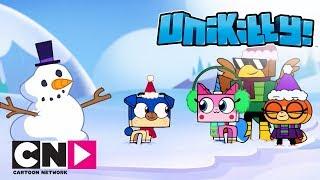 Ein seltsamer schneemann | Unikitty | Cartoon Network Deutschland