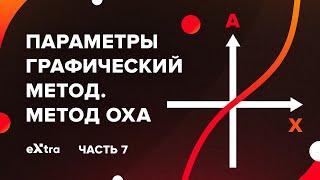 Урок 7. Параметры графический способ. Метод Оха Экстра ЕГЭ