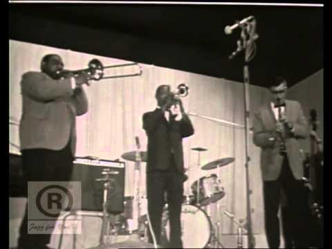 Jazz music archive Louis Armstrong  �