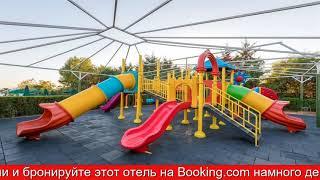 Обзор отеля Alva Donna Beach Resort Comfort в Сиде Турция