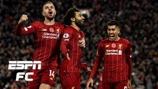 Liverpool's statement win vs. Manchester City dominated by VAR debate | Premier League