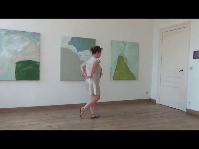 Impro Judith Kazmierczak Expo Laurent Danloy